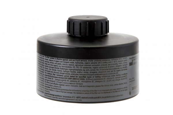 MIRA Safety NBC-77 SOF Gas Mask Filter