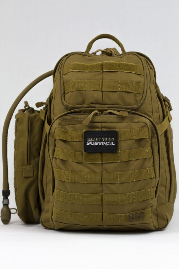 Advanced Operative Bug Out Bag White Background