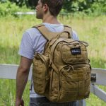 Advanced Operative Bug Out Bag Side View