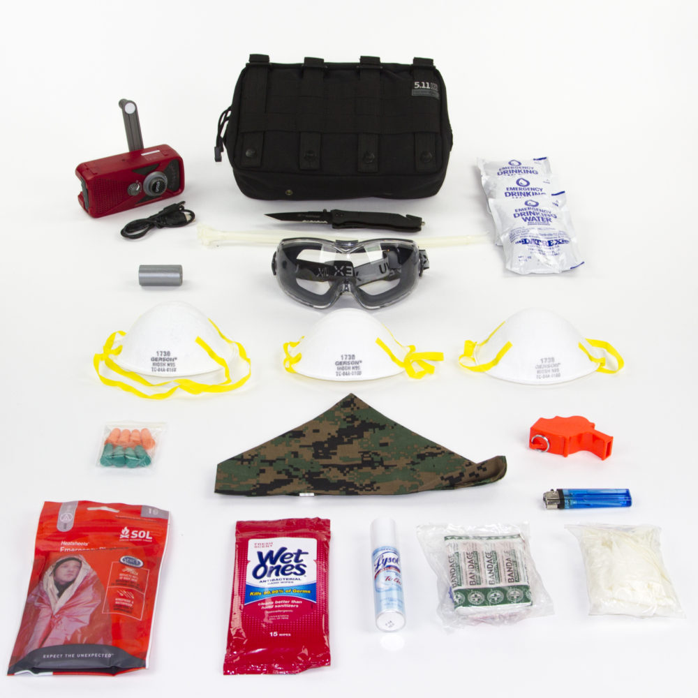 EDC Kit by Ready To Go Survival