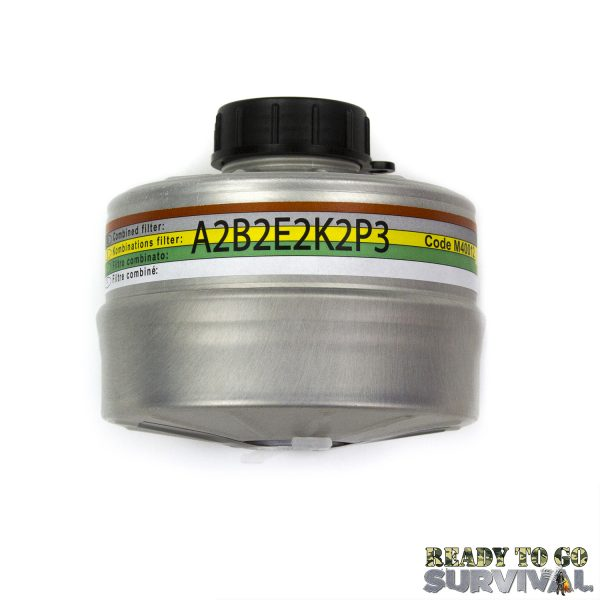 A2B2E2K2P3 40mm Filter – Side View
