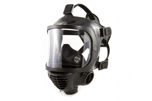 The CM-6M gas mask