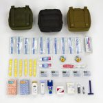 Emergency Hygiene Kit – Top View
