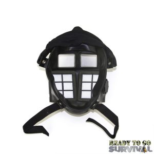 Potomac Emergency Survival Mask on White Background