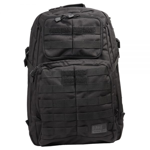 5.11 Rush 24 Front Shot (Black)