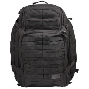 Front View of 5.11 Rush 72 (Black)