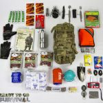 Tactical Traveler Survival Kit – All Items