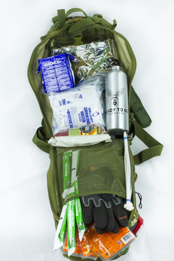 Tactical Traveler Survival Kit – Back Pocket