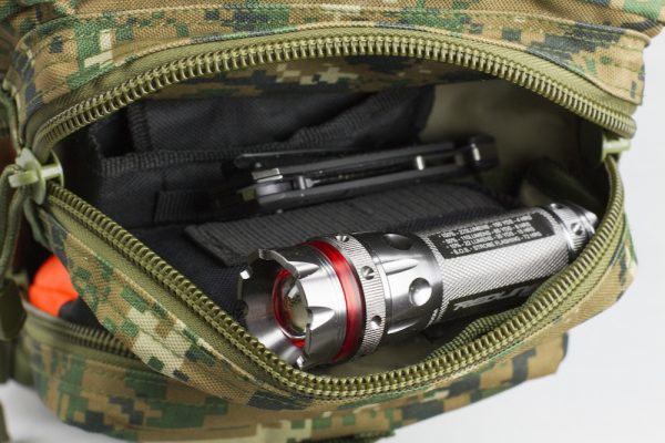 Tactical Traveler Survival Kit – Front Pocket