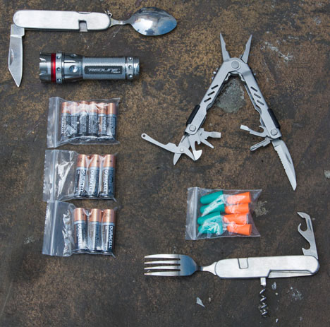 The Ultimate Urban Survival Kit – Tools Module