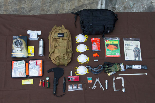 Bicycle Touring Food List