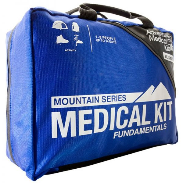 Hiking First Aid Kit Fundamental Mountain – Adventure Medical Kits