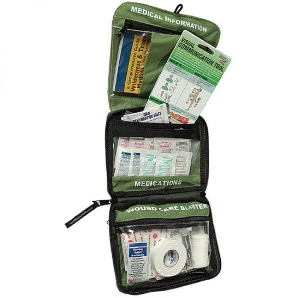 Travel First Aid Kit Smart Travel – Adventure Medical Kits