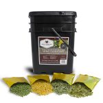 Freeze Dried Vegetables 120 Serving – Wise Food