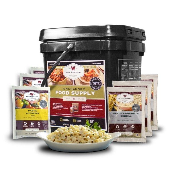 Long-Term Food Storage 84 Serving – Wise Food