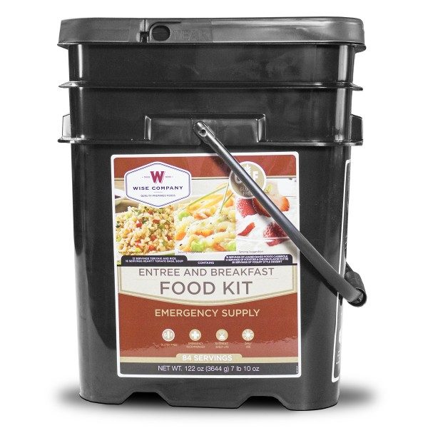 Gluten Free Freeze Dried Food 84 Serving – Wise Food 84 Gluten Free Serving – Wise Food
