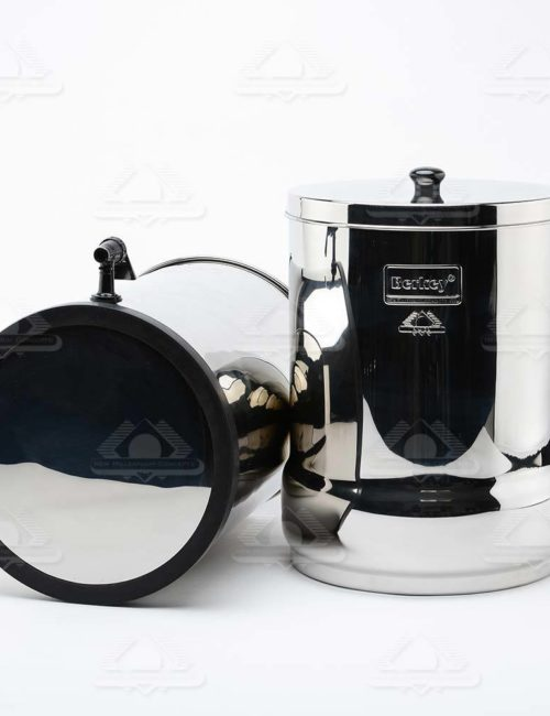 Survival Water Purifier Crown System chambers