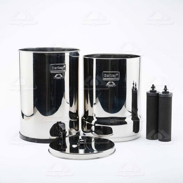 Survival Water Purifier Crown System – Berkey Water