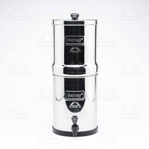 Gravity Filtration Travel Berkey System - Berkey Water