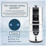 Gravity Filtration Travel Berkey System – Berkey Water