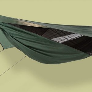 Backpacking Hammock Expedition
