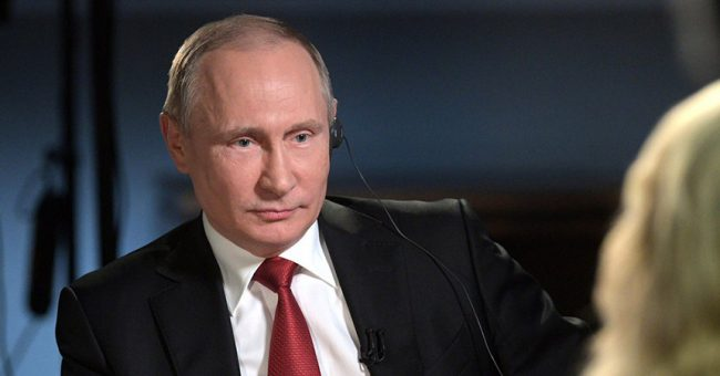 President Putin sits down with Megyn Kelly for a candid interview