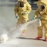 Hazmat team using FAST-ACT