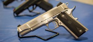 Lineup of the best concealed carry handguns
