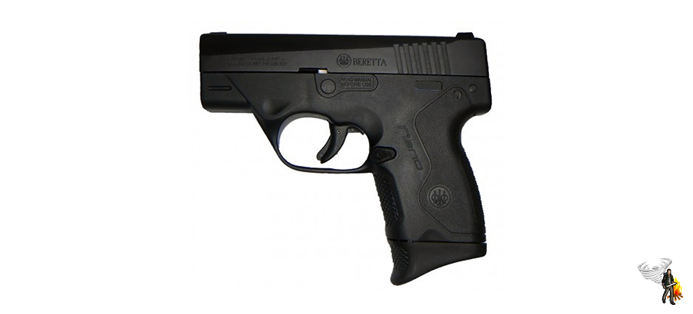 One of the best conealed carry handguns of all time - Beretta Nano
