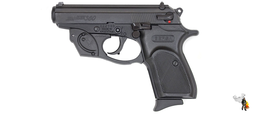 One of the best conealed carry handguns of all time - Bersa Thunder 380