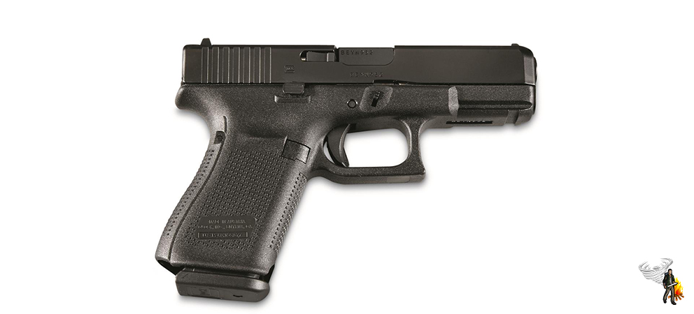 One of the best conealed carry handguns of all time - Glock 19
