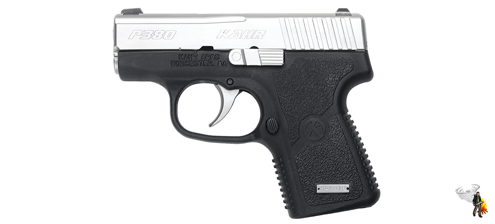 One of the best conealed carry handguns of all time - Kahr P380