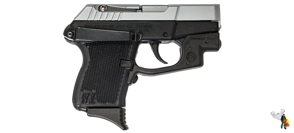 One of the best conealed carry handguns of all time - Kel Tec P3AT